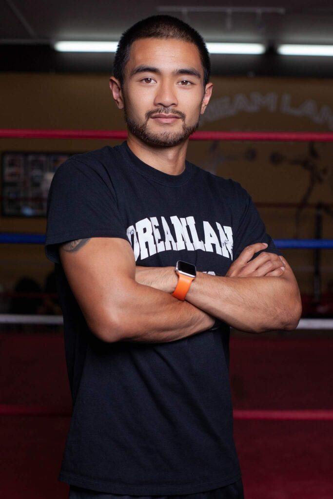Coach Ian Cruz, Dreamland Boxing