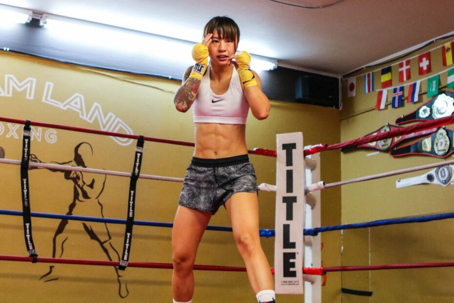 icky Zhao (Dreamland Boxing)