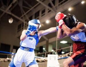 Coach Ian Cruz (UCLA Boxing) vs TSU Boxing - Daily Bruin
