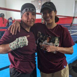 Coach Ian Week in Review 02/14/2021 - Sandra Magallon (Dreamland Boxing) and world champion Seniesa Estrada