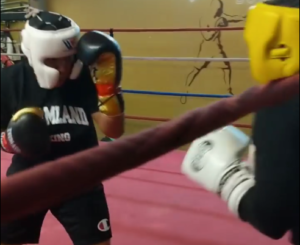 Coach Ian - Week in Review 02/21/2021: Sandra Magallon sparring