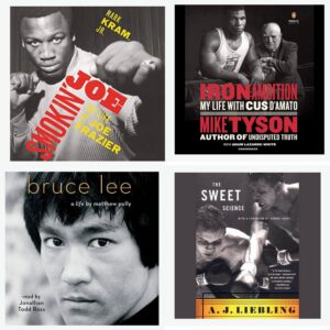 Coach Ian - Audiobook Recommendations