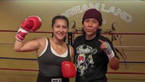 Sandra Magallon Dreamland Boxing