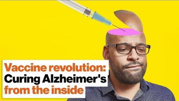 I Vaccine revolution:  Curing Alzheimer's  I from the inside