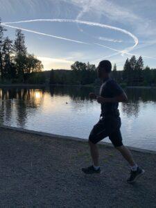 Coach Ian - Week in Review 06/06/2021 - Coach Ian running