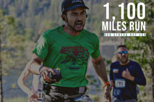 Coach Ian Running Streak - 1,100 miles