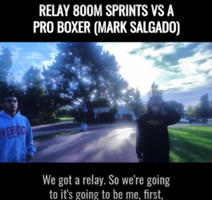 Mark Salgado Relay - Dreamland Boxing